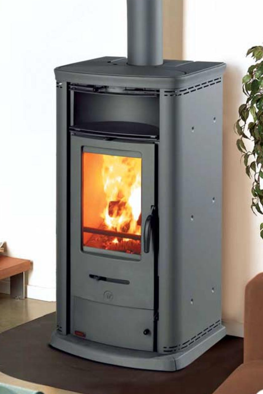 Thermorossi 800 easy fuoco e fiamme s n c - Stufe a legna scandinave ...