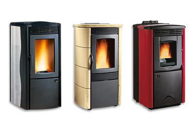 Stufe a pellet un risparmio di 380 euro annui fuoco e - Termocucine a pellet prezzi ...